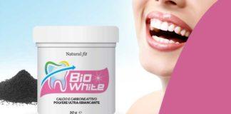 Smacchiante per denti BioWhite