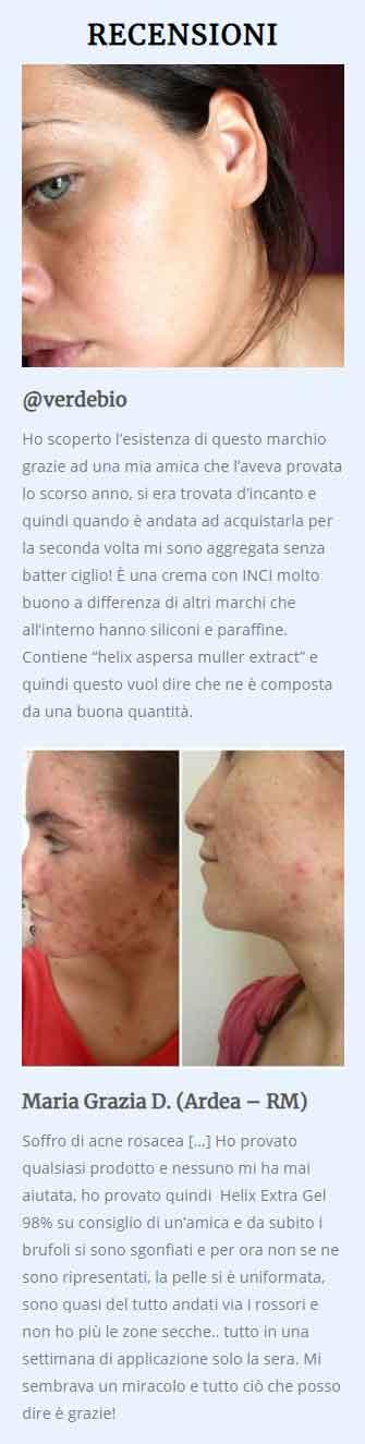 Opinioni su Helix Extra