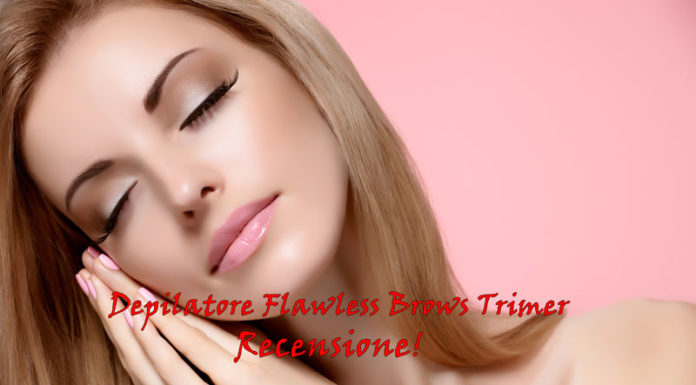 Recensione di Flawless Brows Trimmer