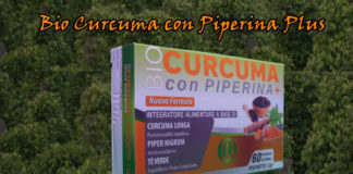 Bio Curcuama con Piperina Plus in compresse