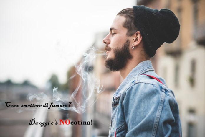 Spray per smettere di fumare Nocotina
