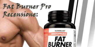 Recensione del brucia grassi Fat Burner Pro