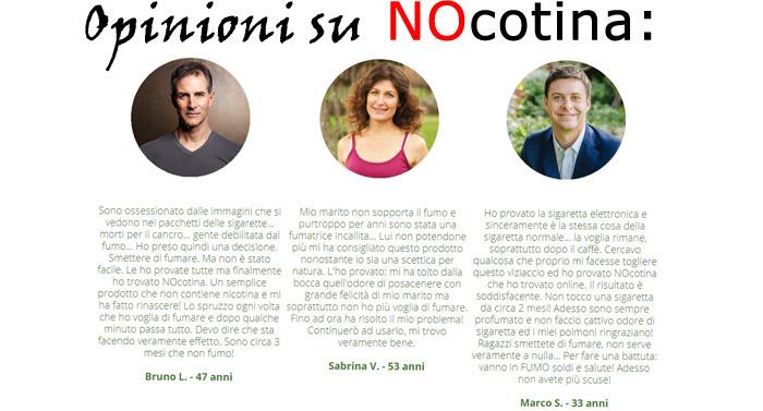 Opinioni di chi ha acquistato Nocotina