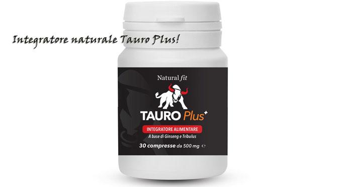 Tauro Plus Pastiglie per erezioni
