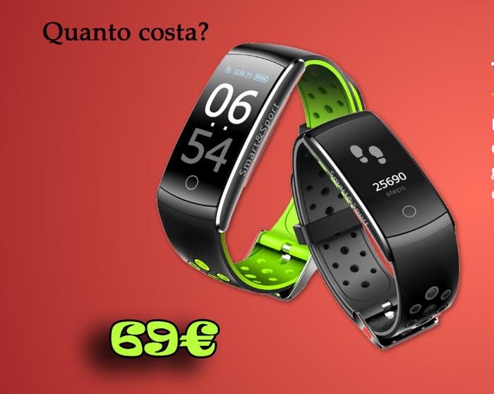 Costo dell orologio Smart e Sport