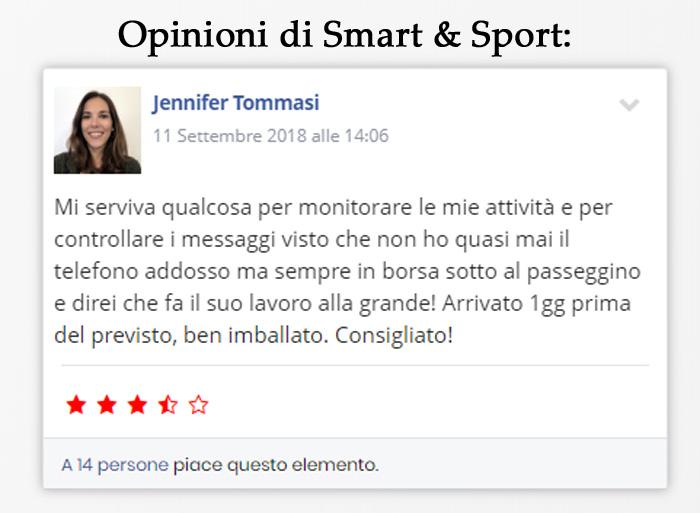 Pareri su Smart e Sport