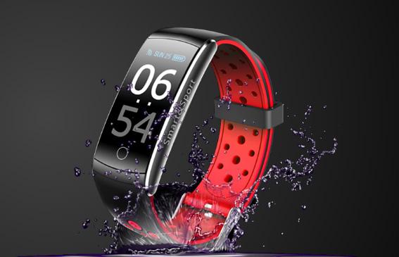 Orologio impermeabile Smart e Sport