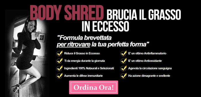 Funzionamento di Body Shred