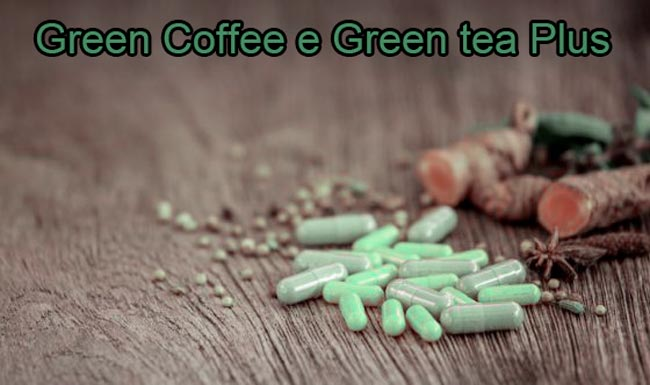 Come asumere Green Coffee e Green tea Plus