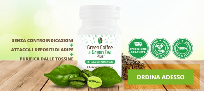 Dove comprare Green Coffee e Green tea Plus