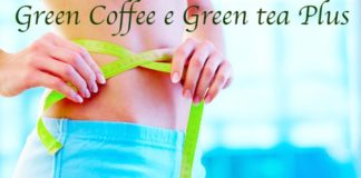 Green Coffee e Green tea Plus