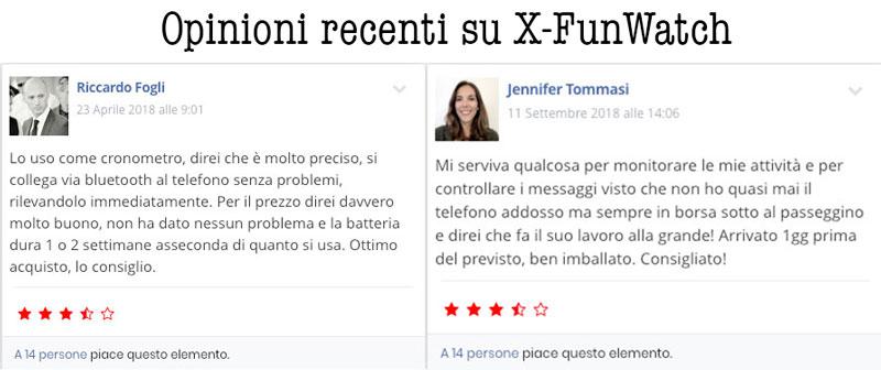 XfunWatch opinioni