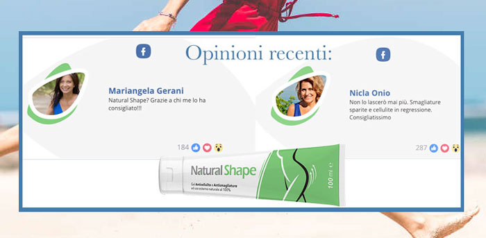 Opinioni su Natural Shape